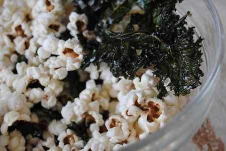 Quoi faire avec du kale
