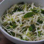 Donner un look printanier aux salades d'automne
