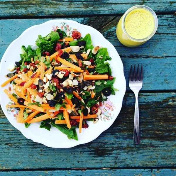 Salade Rescue Me