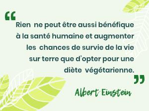 Citation végétarienne
